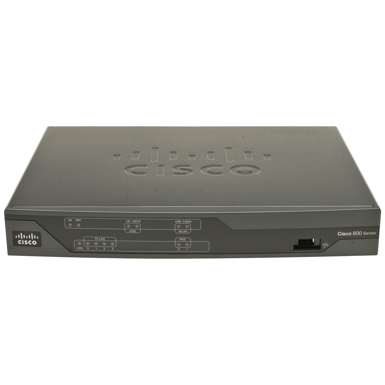 Cisco 887 Integrated Services Router